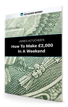 How to Make Up to £2,000 In A Weekend
