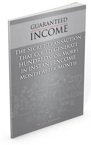 Guaranteed Income Free Report