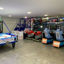 The Different Arcade Games at Airtastic Entertainment Centre Bangor