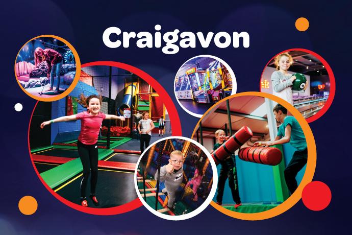 Airtastic Craigavon 690 x 460