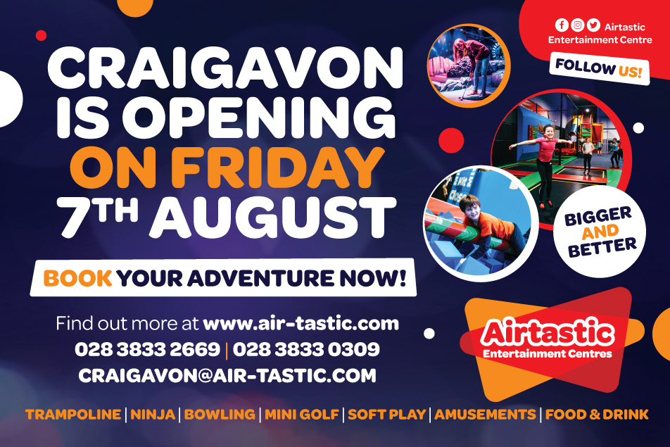 Airtastic Craigavon Reopening 2020 952 x 635