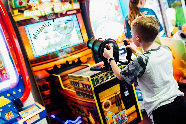 Amusements | Activities | Airtastic Entertainment Centres