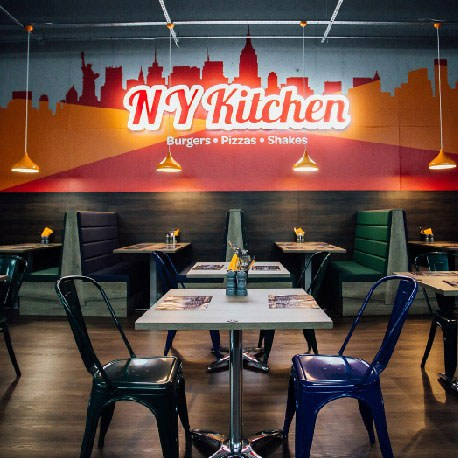 NY Kitchen American Style Diner