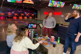 Bowling Team Building Airtastic 2140