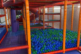 Ball Pit at Airtastic Soft Play