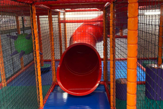 Airtastic Soft Play Slide