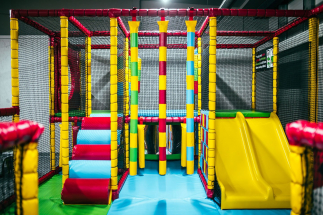 Airtastic Little Soft Play area