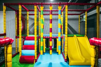 Airtastic Little Soft Play area