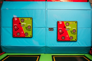 Airtastic Interactive Bounce Game