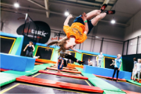 Airtastic Trampoline Activity Page