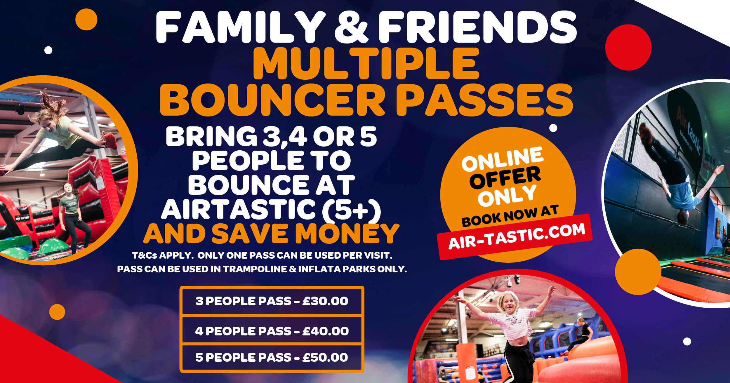 Multi Bouncer Pass May 25 2021 01