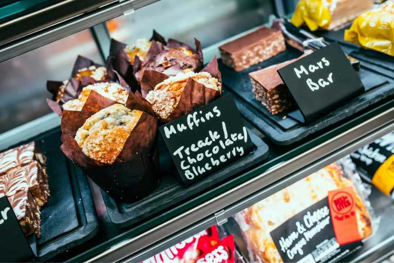 Delicious Baked Goods at Airtastic Air Cafe