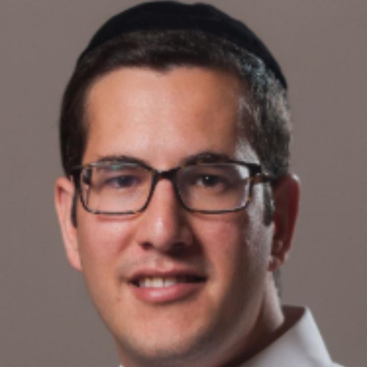 Rabbi Gideon Goldwater