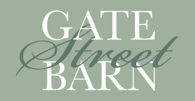 Gate Street Barn in Surrey Logo