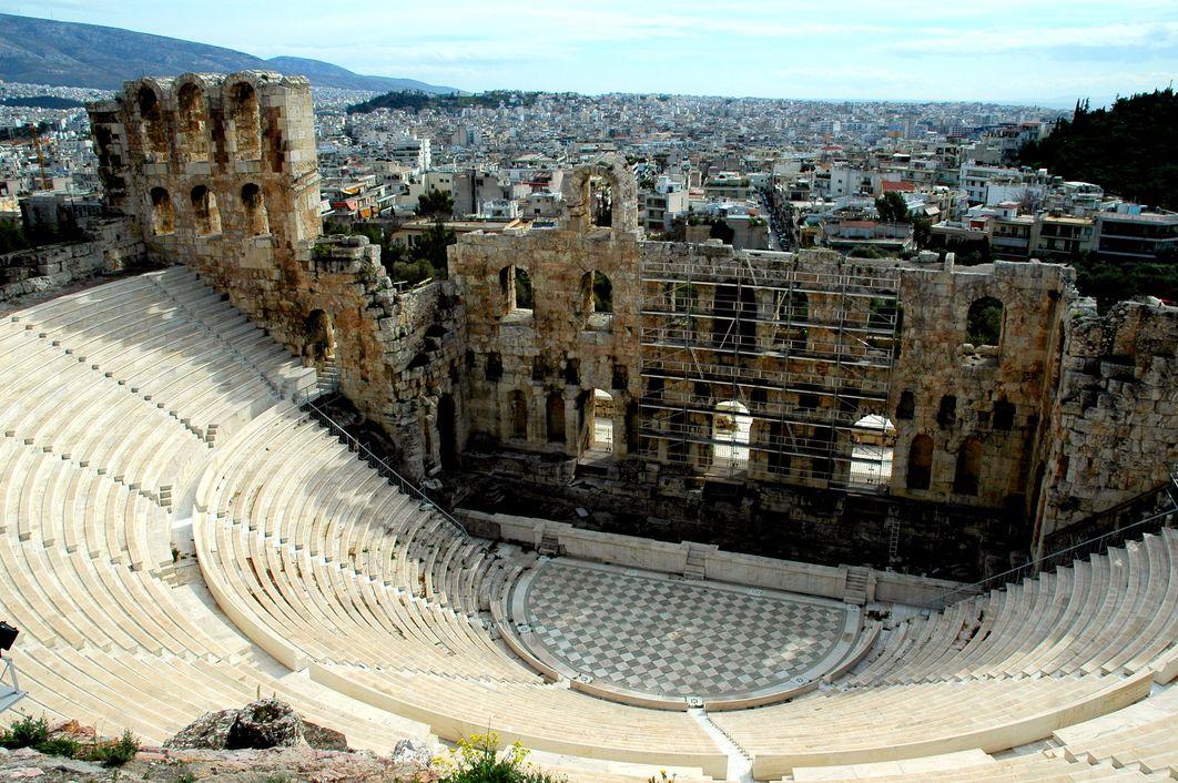Athènes Acropole
