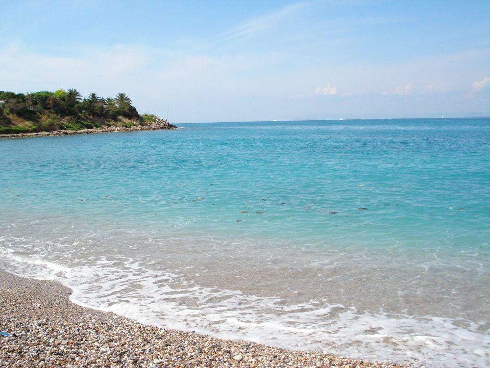 Agios Kosma beach