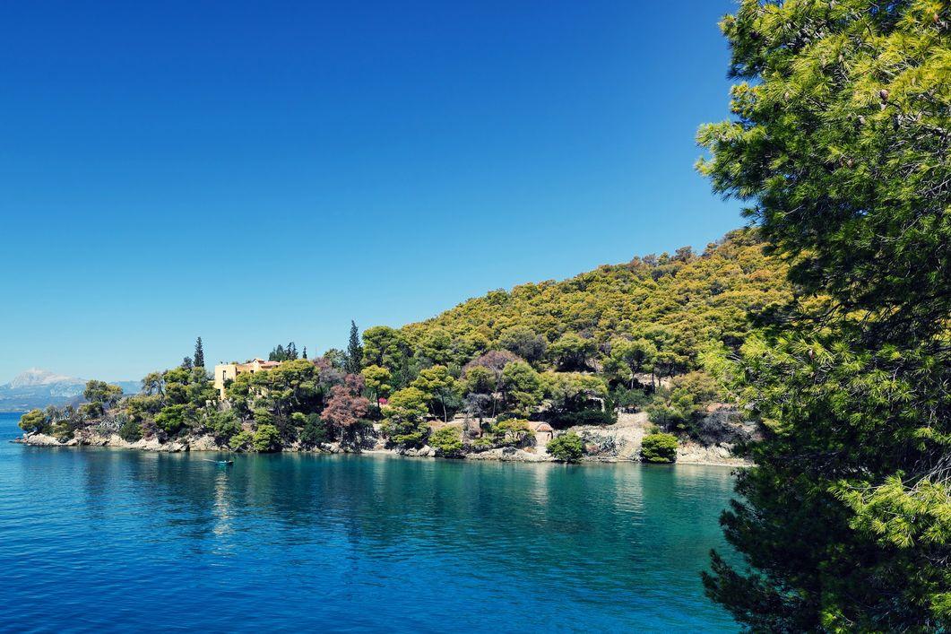 Poros Grecia