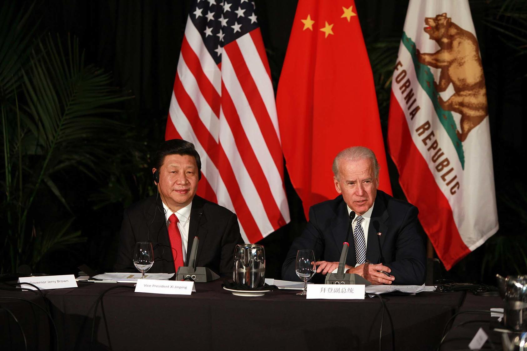 Biden, Xi Plan U.S-China Virtual Summit Before Year's end