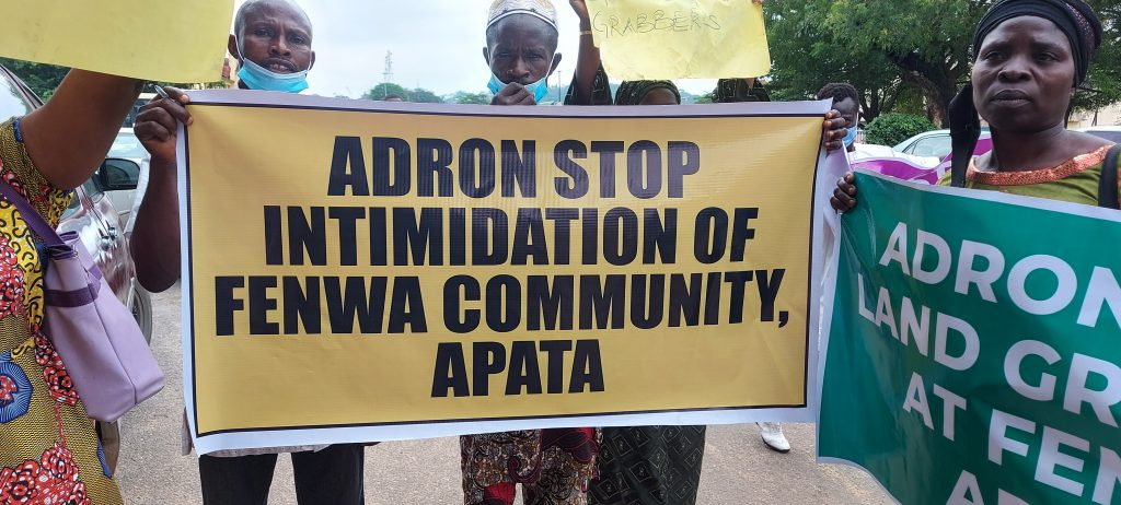 Oyo Community Protests Alleged Encroachment of Land By Popul