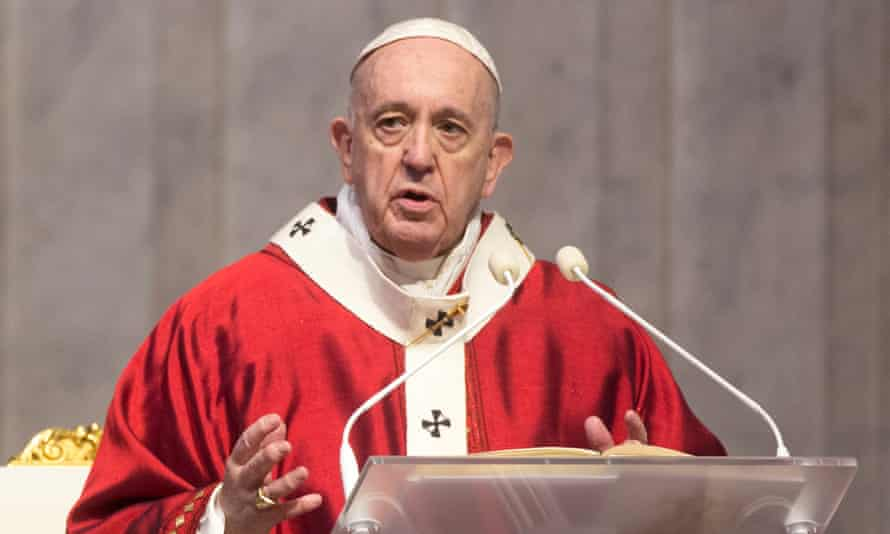 Pope Describes Sexual Abuse Report In French Catholic As '
