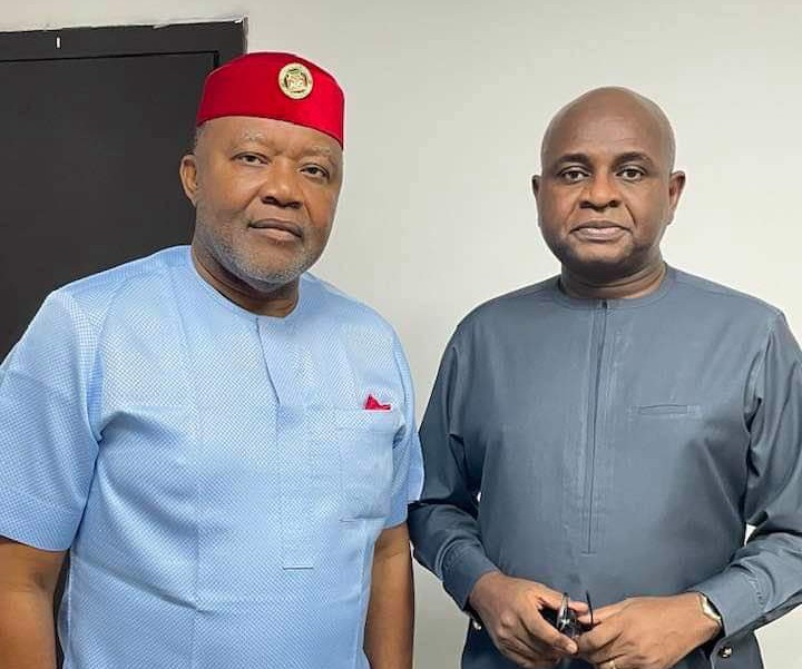 Kingsley Moghalu Endorses ADC Candidate For Anambra Governor