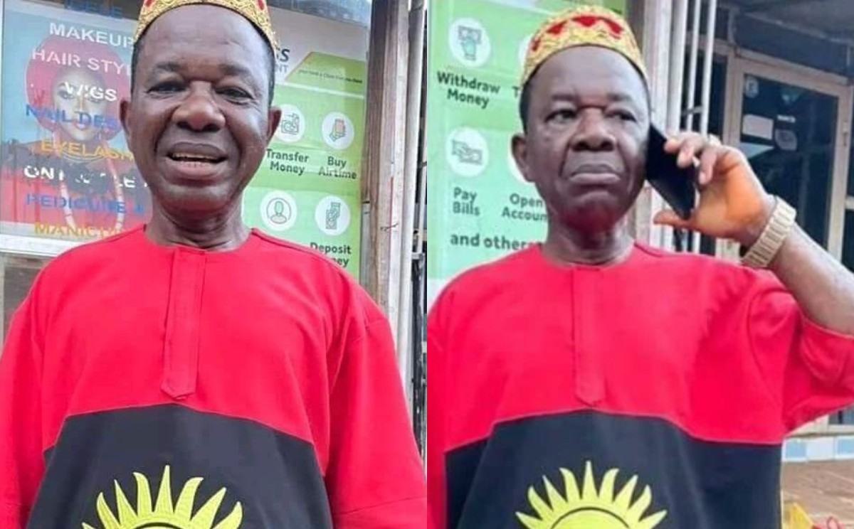 Chiwetalu Agu: Why Nollywood Star Was Picked Up By DSS