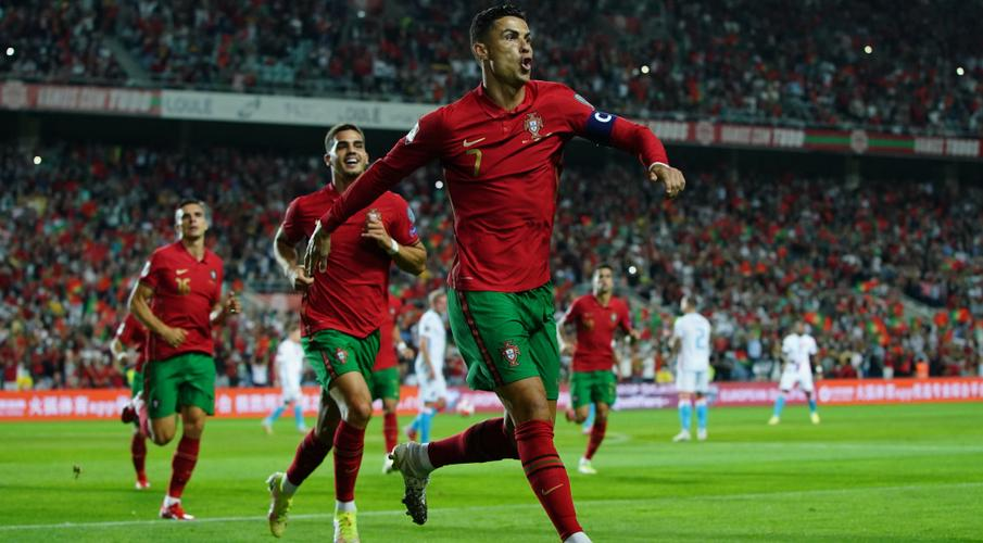 World Cup Qualifier: Ronaldo Completes 58th Hattrick For Por