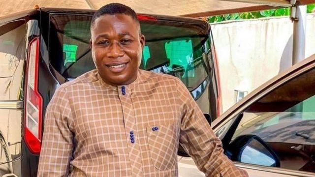 Detained Sunday Igboho Diagnosed With Critical Illness