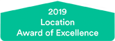 2019 Location Award of Excellence