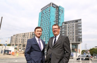 Property firm secures £27m funding deal