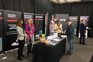 Barnsdales attend Business Showcase
