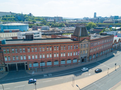 Barnsdales Appointed To Market Albion House in Sheffield