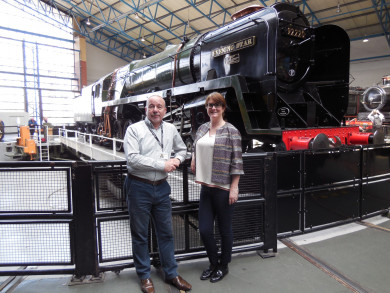 Barnsdales FM steams ahead with museums contract