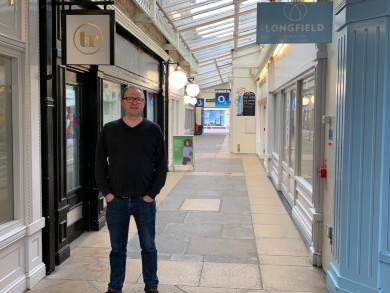 New management for Bishop's Walk Shopping Centre