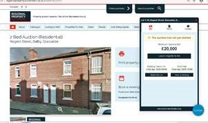 Property Auctions go Online!