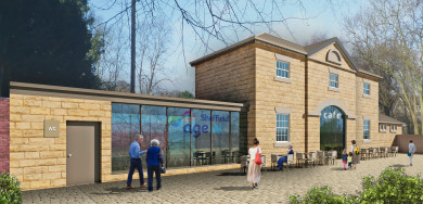 1m Café Project Gets Lottery Funding