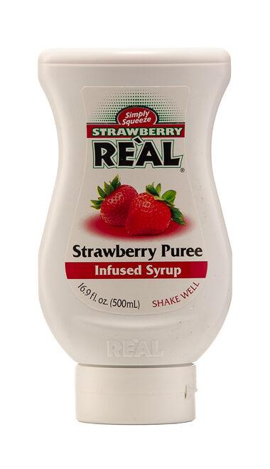 RE'AL Strawberry Puree