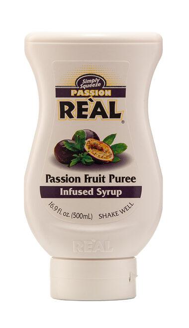 RE'AL Passion Fruit Puree