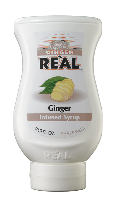 RE'AL Ginger Infused Syrup
