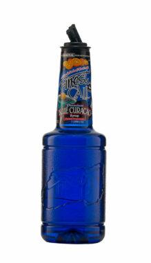 FINEST CALL Blue Curacao Syrup