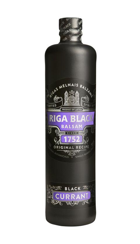 RIGA BLACK BALSAM® Currant - 0.7 L : RIGA BLACK BALSAM® Currant
