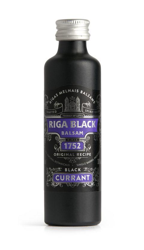 RIGA BLACK BALSAM® Currant - 0.02 L : RIGA BLACK BALSAM® Currant