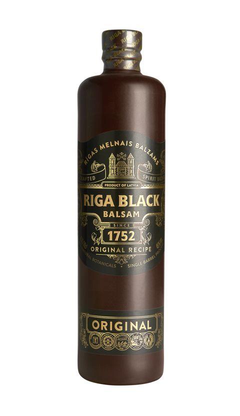 RIGA BLACK BALSAM® - 0.7 L : RIGA BLACK BALSAM®