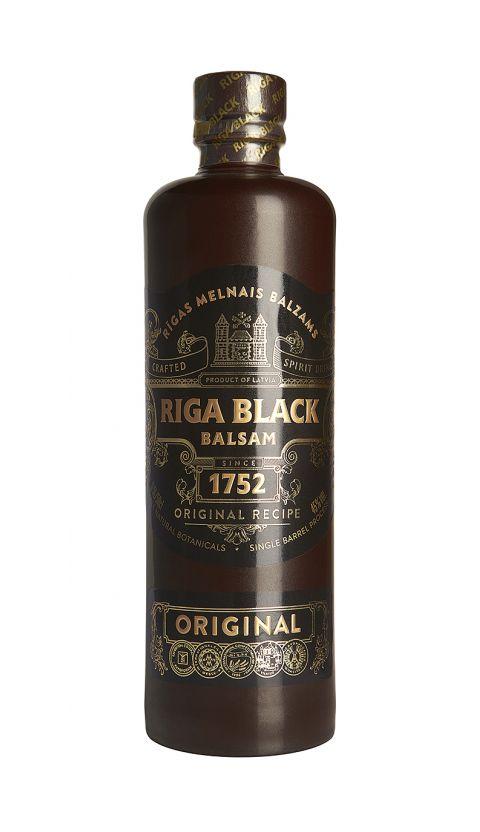 RIGA BLACK BALSAM® - 0.5 L : RIGA BLACK BALSAM®