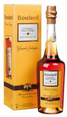 CALVADOS BOULARD Pays d'Auge Grand Solage