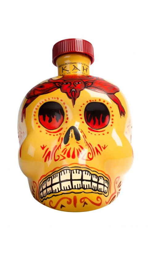 KAH® Tequila Reposado - 0.7 L : KAH® Tequila Reposado