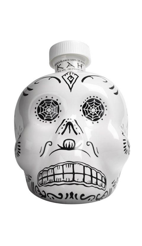 KAH® Tequila Blanco - 0.7 L : KAH® Tequila Blanco