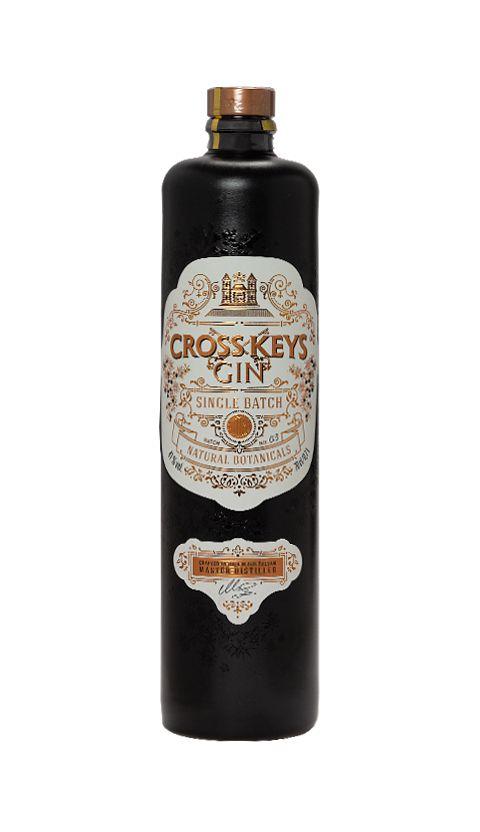 CROSS KEYS GIN® - 0.7 L : CROSS KEYS GIN®