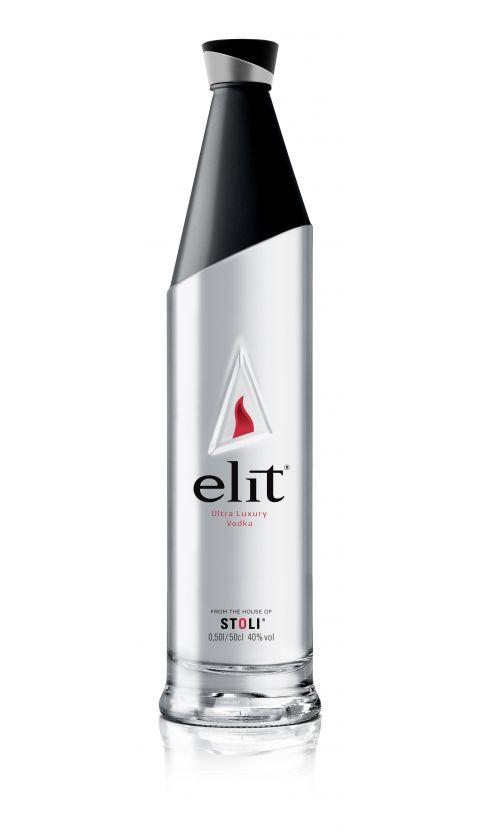 ELIT® VODKA - 0.5 L : ELIT® VODKA