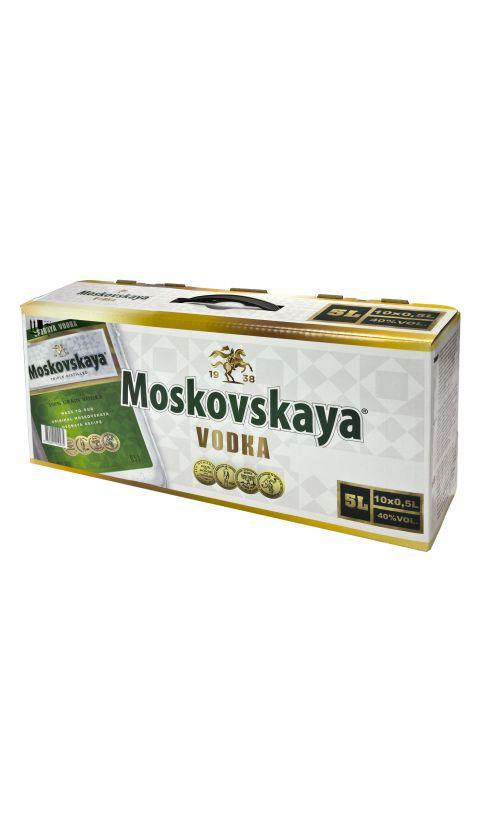 MOSKOVSKAYA® OSOBAYA - 5.0 L : MOSKOVSKAYA® OSOBAYA